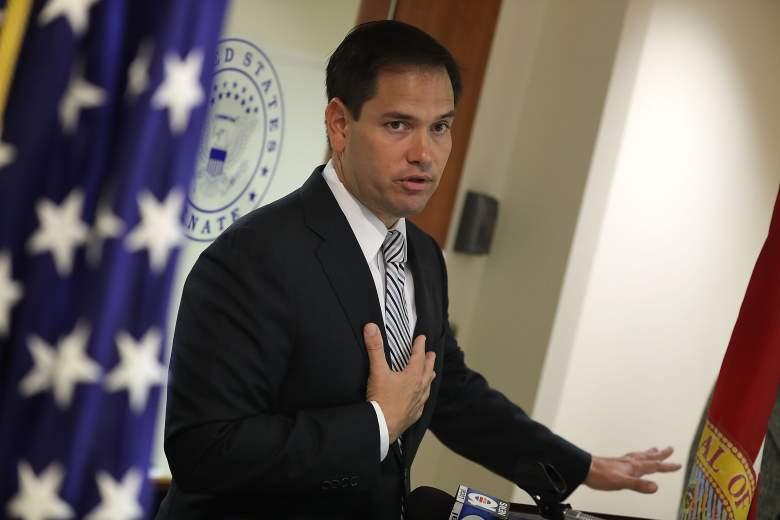 Marco Rubio, Marco Rubio Zika Virus, Florida Senator