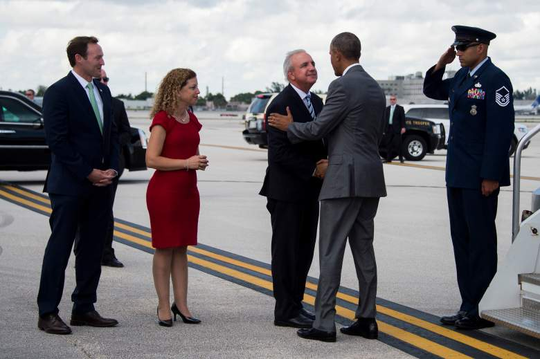 Patrick Murphy and Barack Obama, Barack Obama in Florida, Patrick Murphy