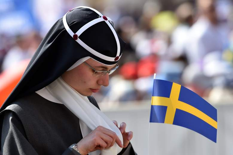 Sweden, nun, Elisabeth Hesselblad
