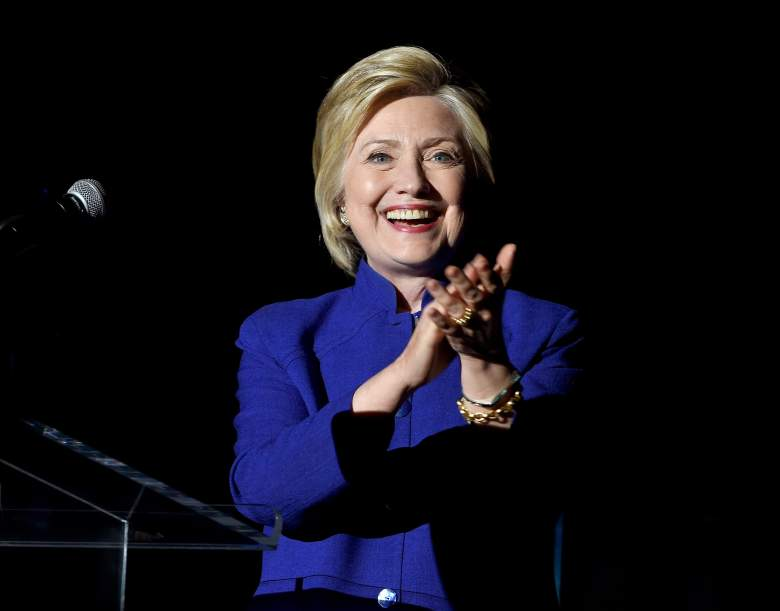 Hillary Clinton, Hillary Clinton: She's With Us, Clinton Trump debate
