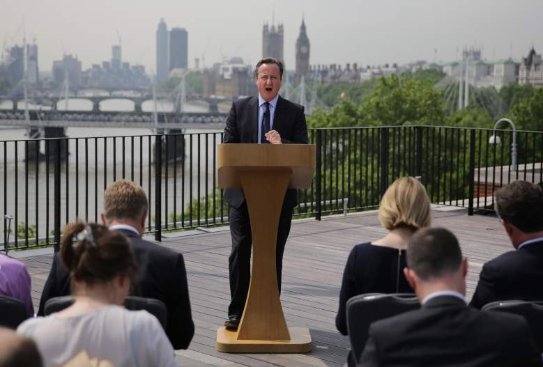David Cameron re-election, David Cameron Brussels, David Cameron EU negotiation
