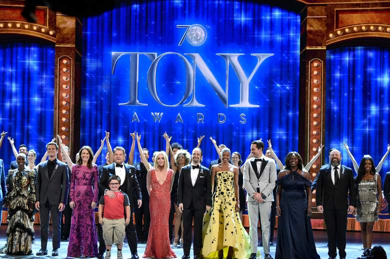 tonys, tonys 2016, tony awards, tony awards 2016, tonys photos, tony awards photos, tony awards opening number, james corden, who hosted the tony awards?