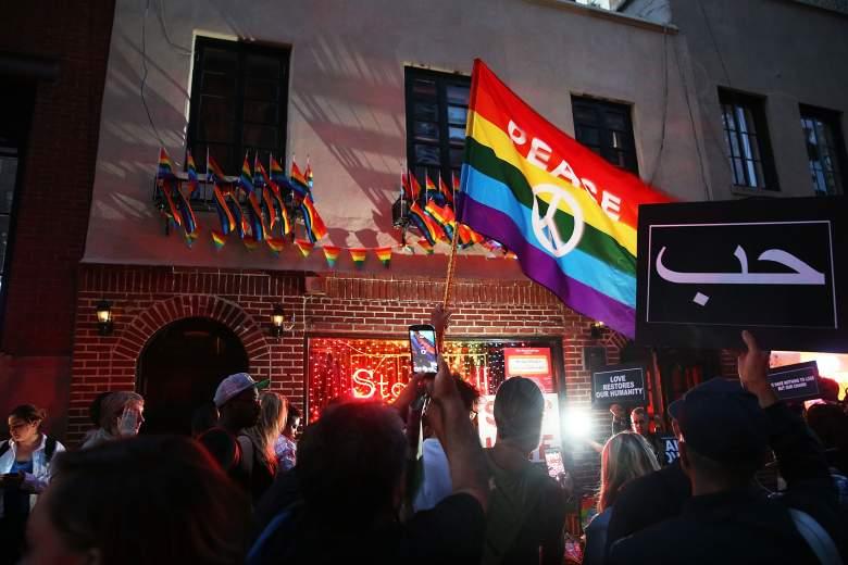 Orlando shooting, Orlando tribute, Orlando stonewall inn