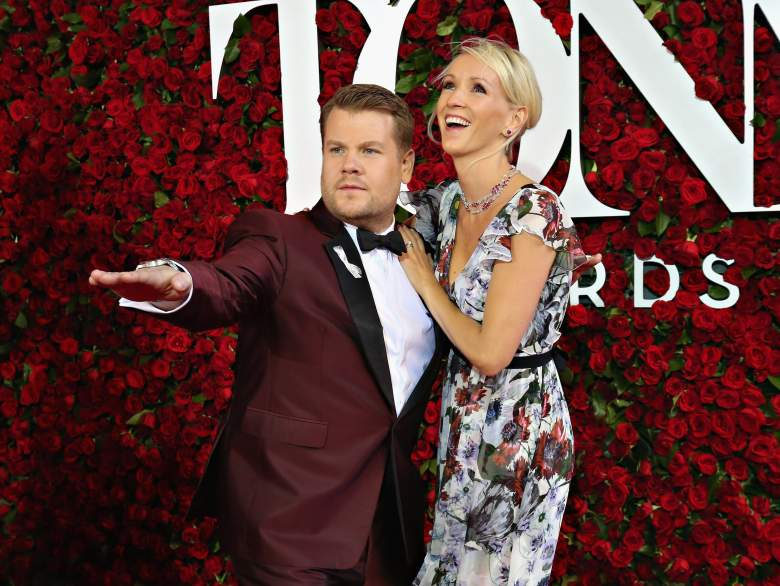 James Corden Net Worth, James Corden wife, Julia Carey
