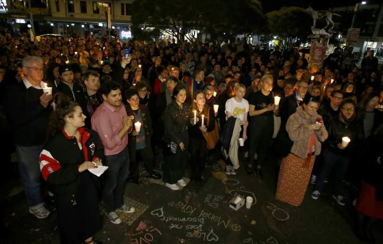 canellight vigil orlando, orlando shooting vigil, pulse nightclub vigil
