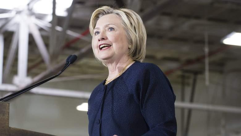 Hillary Clinton speech, Hillary Clinton