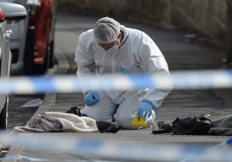 Jo Cox dead, Thomas Mair,  Jo Cox suspect