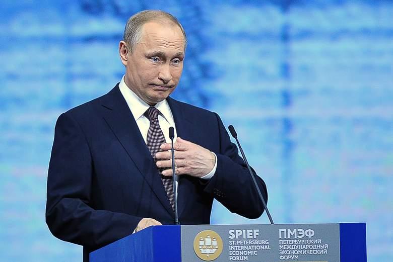 Vladimir Putin, Vladimir Putin Donald Trump, What does Vladimir Putin think of Donald Trump