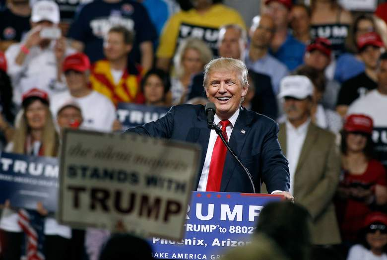 Donald Trump Phoenix, Donald Trump Arizona, Donald Trump Phoenix rally