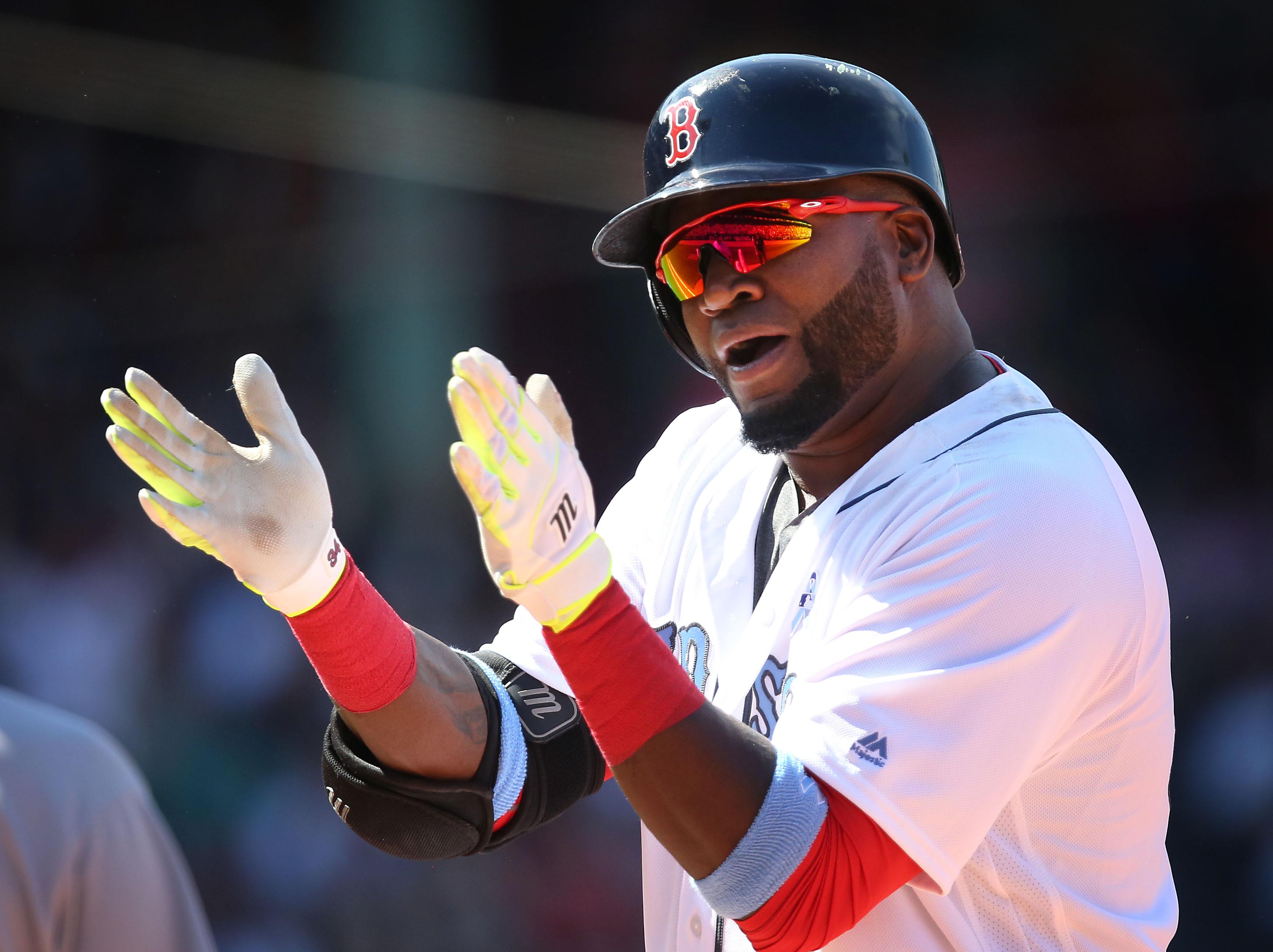 David Ortiz, Boston Red Sox, MLB, All-Star Game