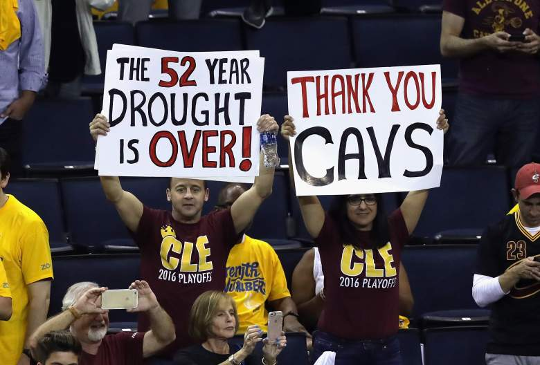 Cleveland Cavaliers NBA Champions