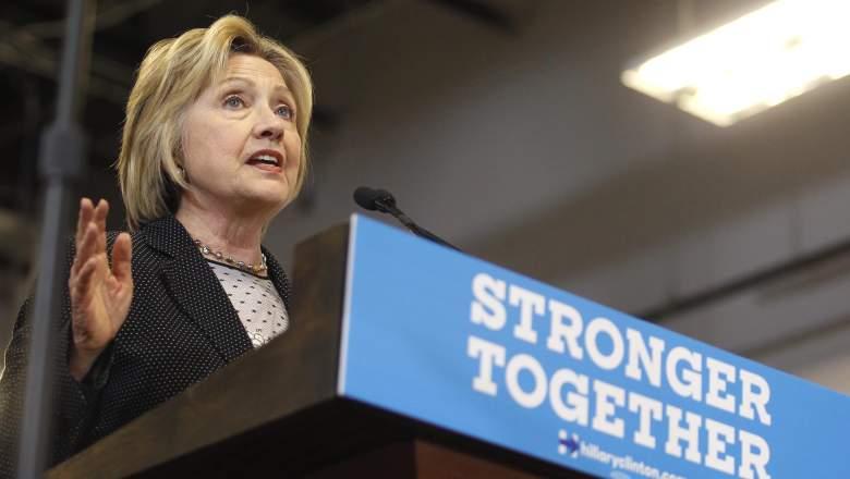 Hillary Clinton vice president