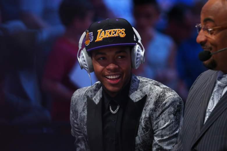 Brandon Ingram, Lakers draft pick, Los Angeles Lakers, NBA Draft