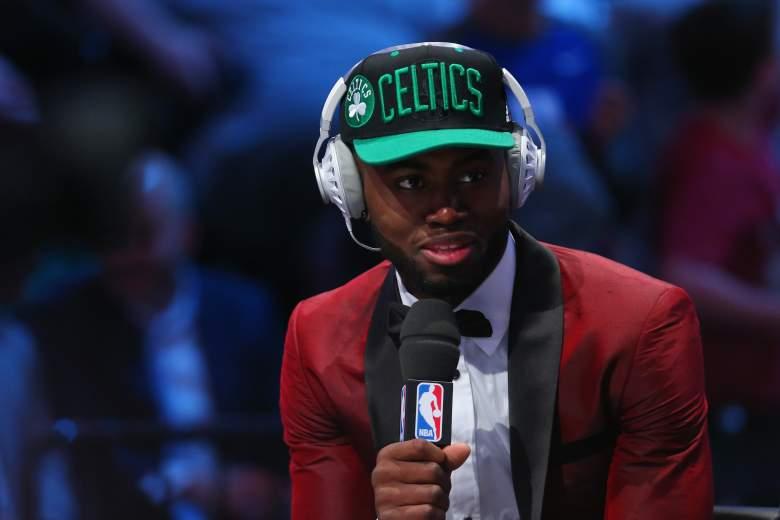 Jaylen Brown, Boston Celtics draft pick, Boston Celtics, 2016 NBA Draft
