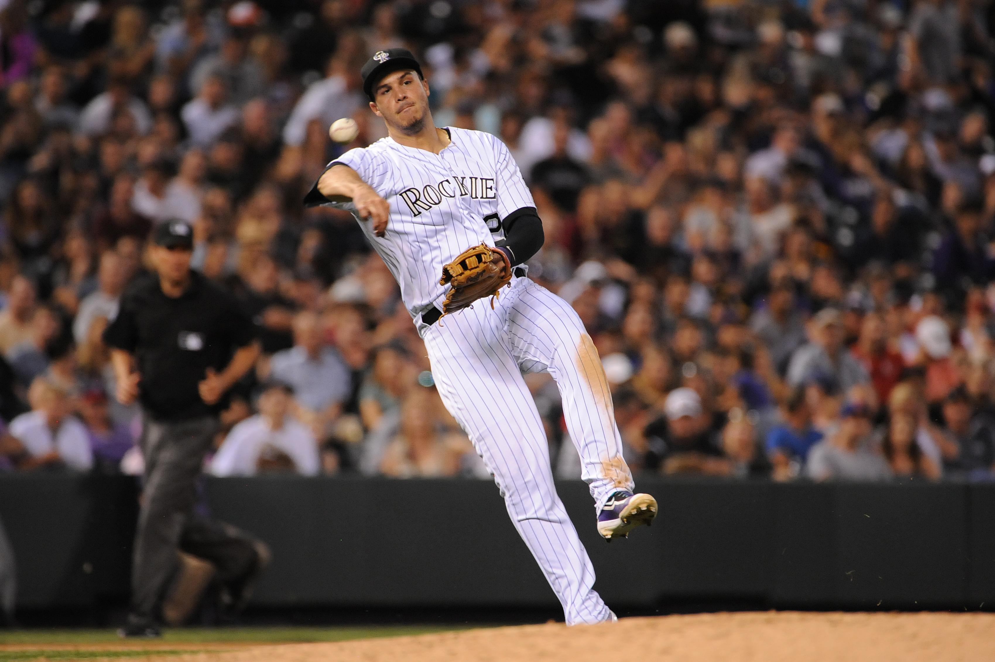 Nolan Arenado, Colorado Rockies, contract, MLB