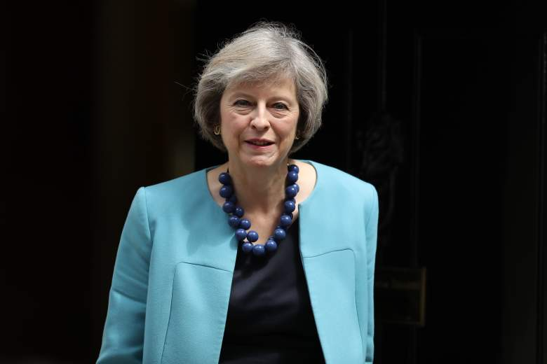 Theresa May, U.K. Prime Minister, Home Secretary