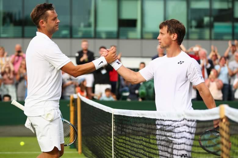 Ricardas Berankis, Marcus Willis, Wimbledon 2016