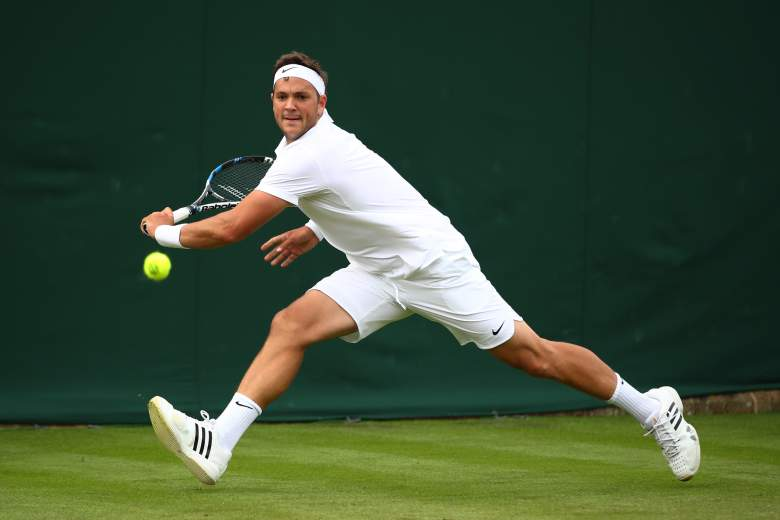 Marcus Willis, Wimbledon, Roger Federer competition