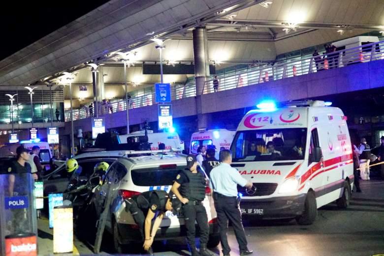 Ataturk Airport, Istanbul, Terrorist attack