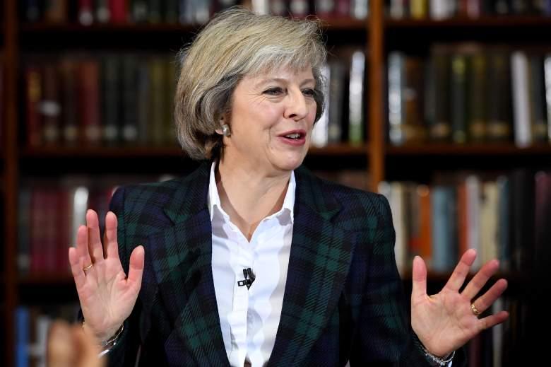 Theresa May, Theresa May family, new UK Prime minister