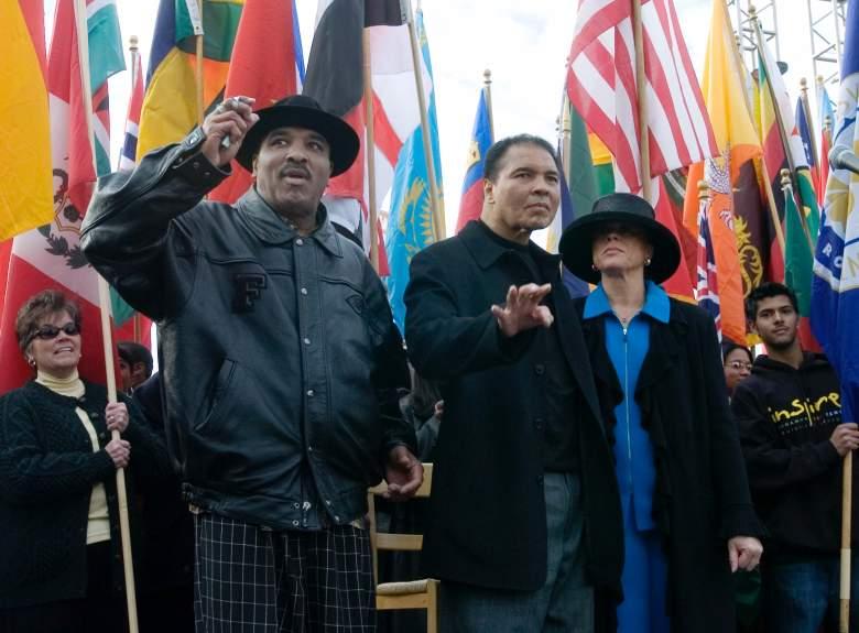 Rahman Ali, Muhammad Ali brother, Muhammad Ali Center