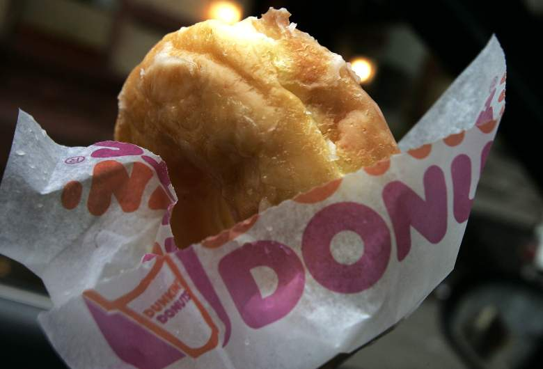 Dunkin' Donuts, National Donut Day, free donuts