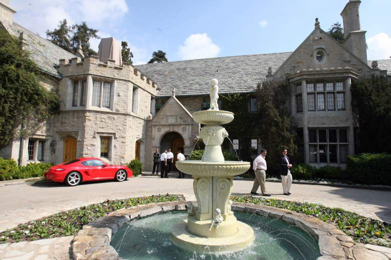 Playboy Mansion, Hugh Hefner, Daren Metropoulos