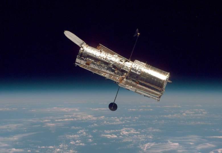 Hubble Telescope, John Hetlinger engineer, America's Got Talent performer