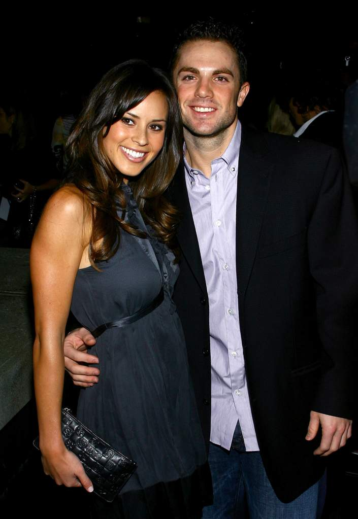 Molly Beers, David Wright, wife, New York Mets