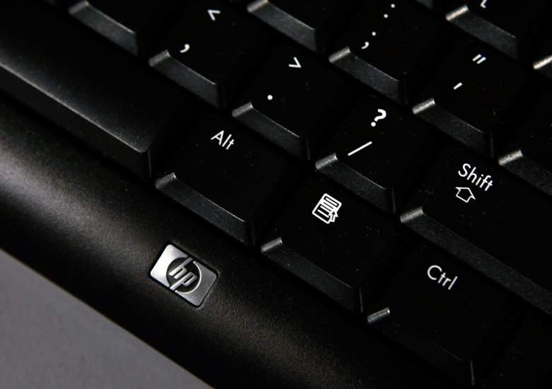 HP, Hewlett-Packard, HP logo
