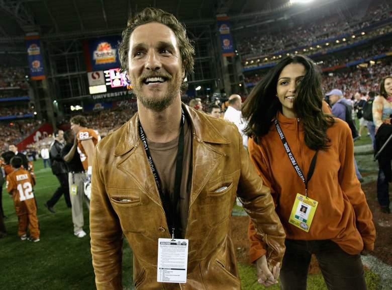 Matthew McConaughey Net Worth, Matthew McConaughey wife, Matthew McConaughey girlfriend