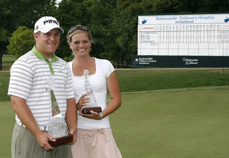 Daniel Summerhays, Emily Summerhays, US Open