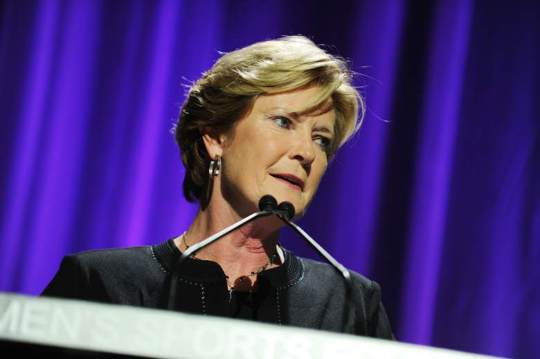 Pat Summitt died at the age of 64. (Getty)