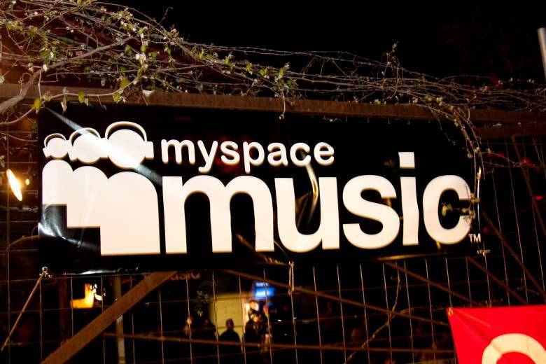 MySpace logo, MySpace Music, Austin music