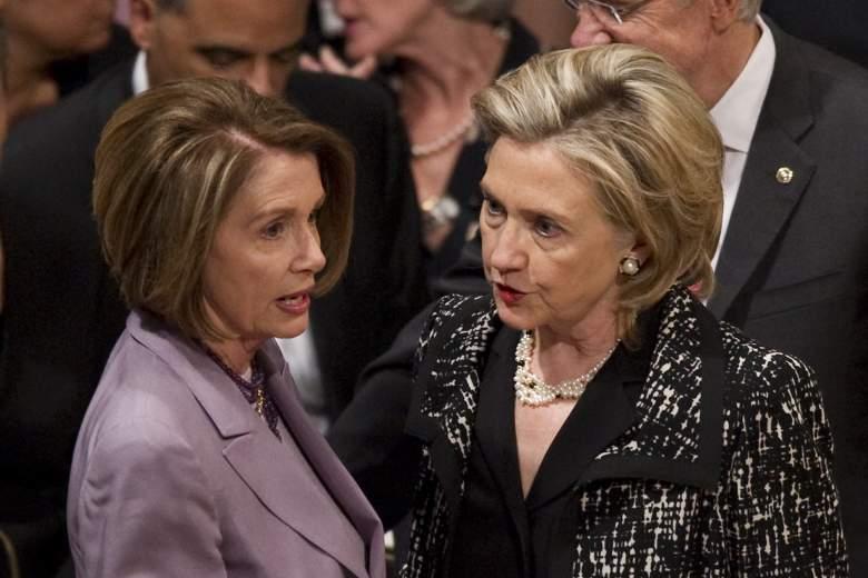 Nancy Pelosi and Hillary Clinton, Nancy Pelosi,  Hillary Clinton 2010