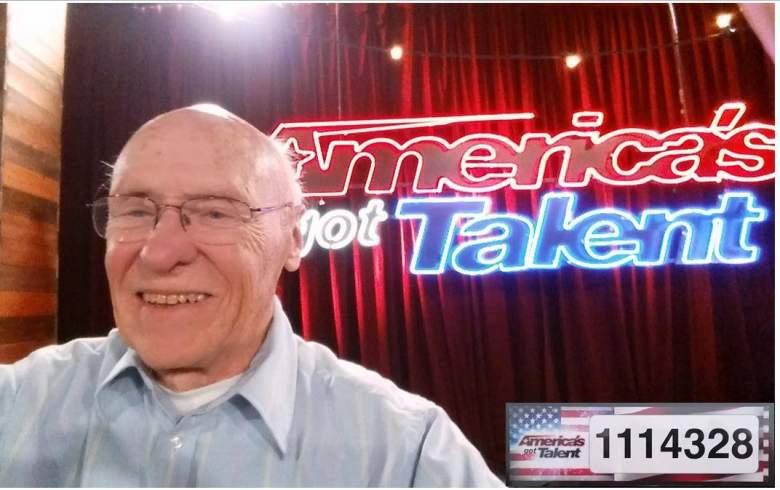 John Hetlinger, Ameirca's Got Talent old man, 82-year-old singer