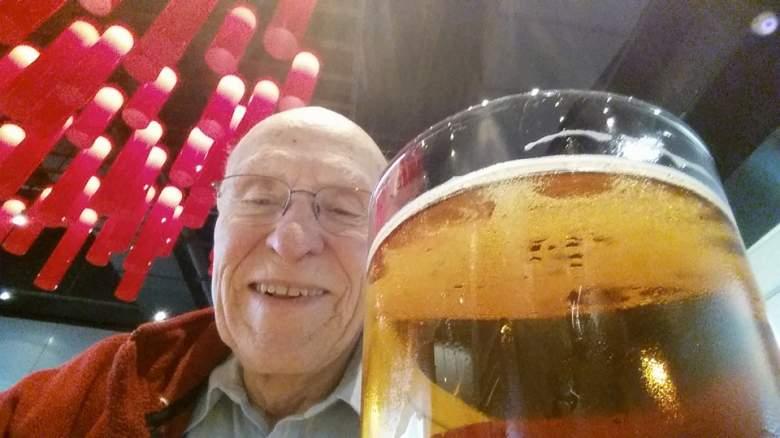 John Hetlinger, AGT contestant, 82-year-old singer