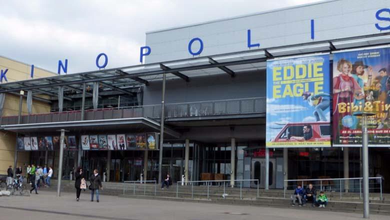 Viernheim Movie Theater Shooting