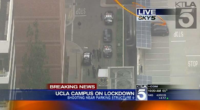 KTLA UCLA Shooting