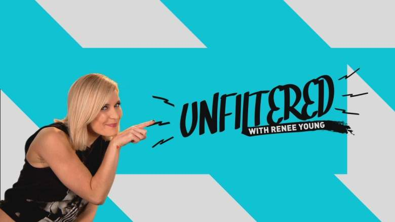 Renee Young Unfiltered, Unfiltered WWE Network, Unfiltered Renee Paquette