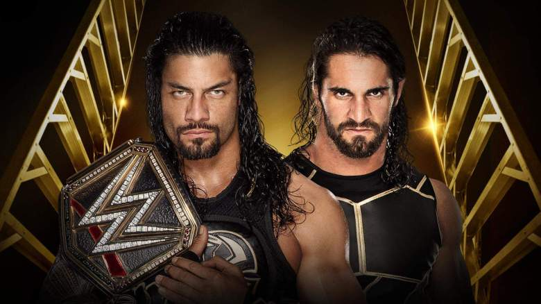 Seth Rollins defeated his rival Roman Reigns during Money in the Bank 2016. (WWE)