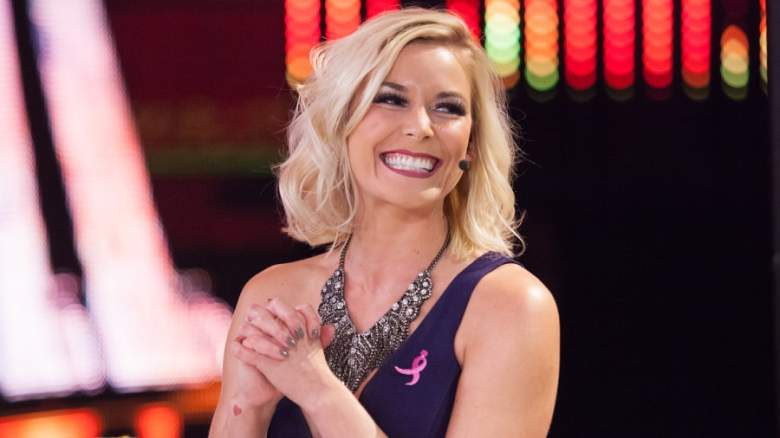Renee Young WWE, Renee Paquette WWE, renee young dean ambrose