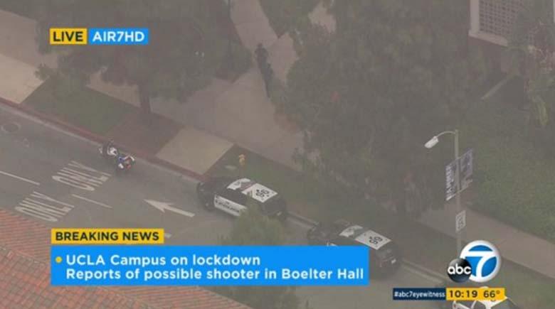UCLA Shooting ABC Los Angeles