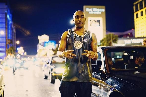 Demetrius Shipp Jr., Tupac Actor, All Eyez On Me Trailer, Tupac Shakur