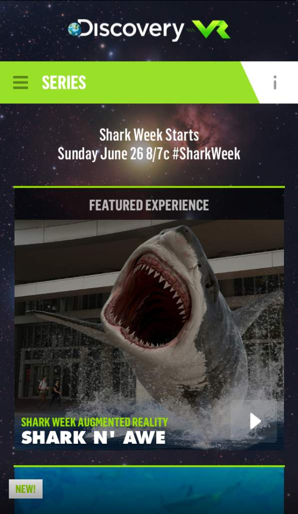 discovery, discovery vr, shark week, shark week vr, shark week discovery, how to watch shark week, how to watch shark week vr, how to watch shark week in virtual reality, how to watch shark week in vr