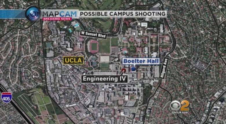 UCLA Shooting CBS