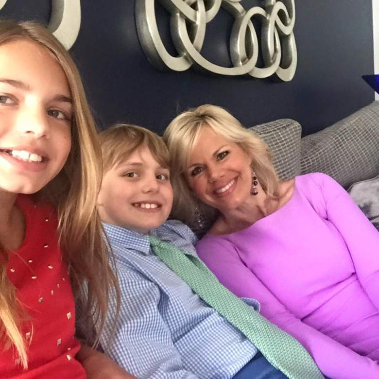 Gretchen Carlson and her husband have two children, one boy and one girl. (Facebook/Gretchen Carlson)