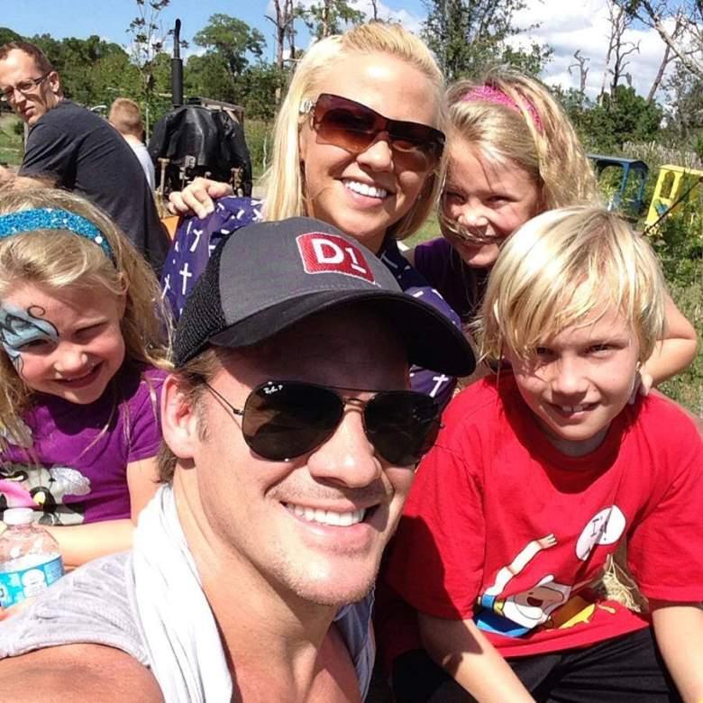 Chris Jericho family, Chris Jericho wife and kids, Chris Jericho children