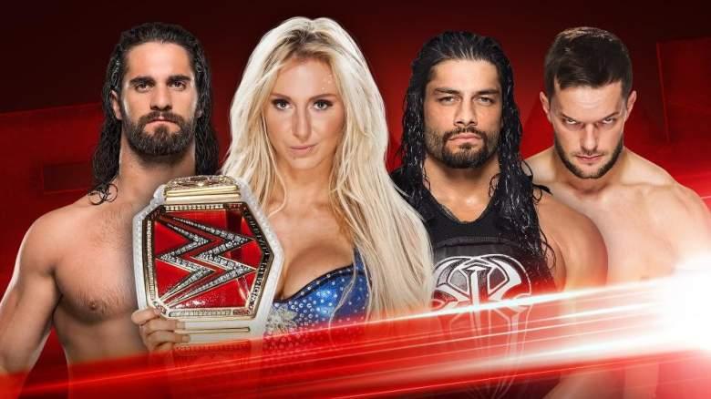 Monday Night Raw July 25, monday night raw this week, monday night raw live results
