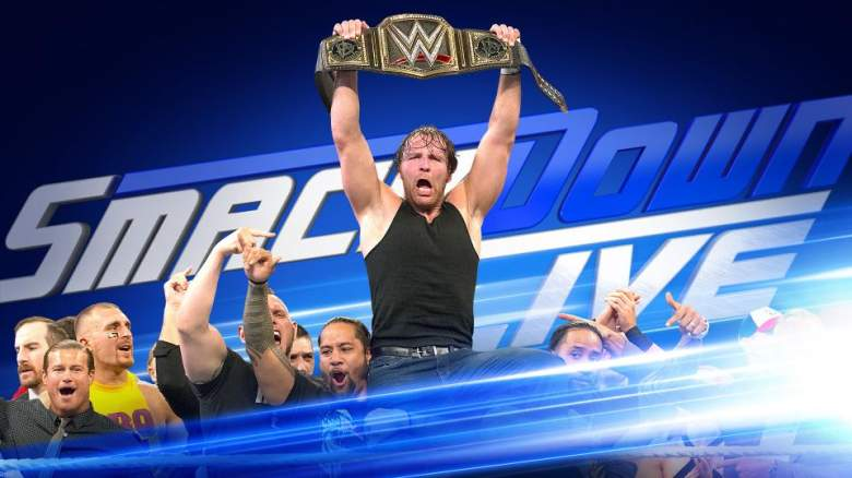 SmackDown WWE, SmackDown live 2016, smackdown new era